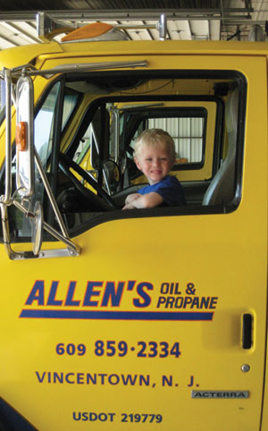 Refer a friend and reciev a credit when they become an Allen's Oil & Propane customer.